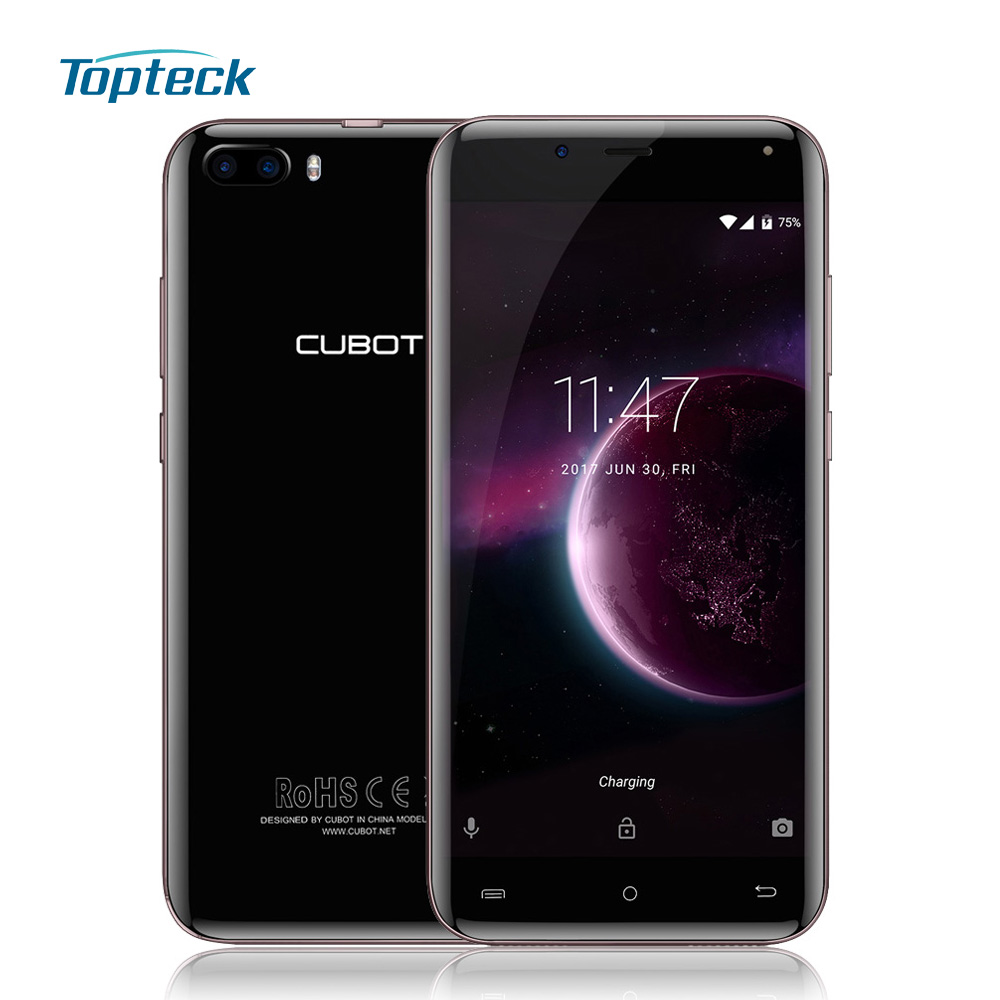 "Cubot Magic 4G Smartphone 5.0 ""HD 3D écran Android 7.0 MTK6737 Quad Core téléphone portable 3GB + 16GB 13MP + 2MP double caméra arrière téléphone portable-in Mobile Téléphones from Téléphones portables et télécommunications on AliExpress - 11.11_Double 11_Singles' Day 1"