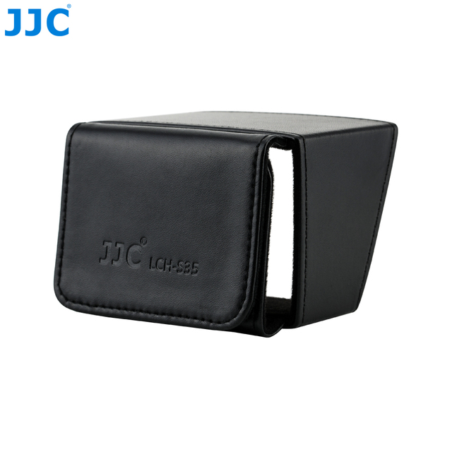 """JJC LCH S35 Fold Out Scherm Zon Shield Cover 3.5 """"LCD Hood Video Camera Display Protector Voor Canon/Sony camcorders"""