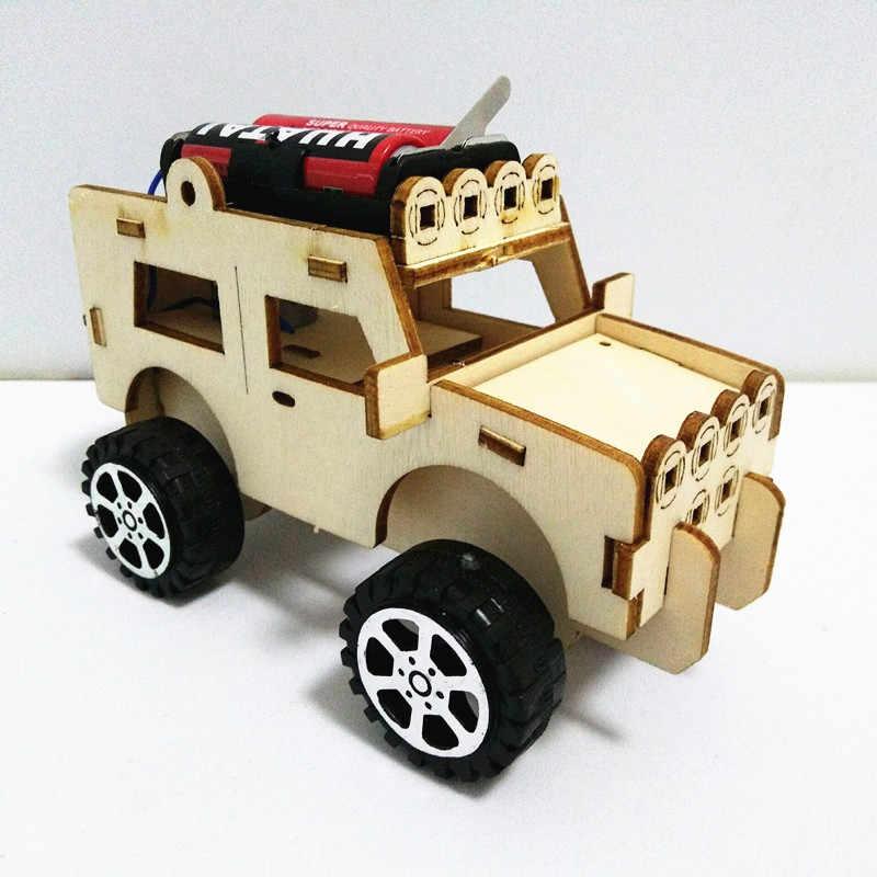 Happyxuan 3 Set DIY Ilmu Percobaan Kit untuk Anak Kreatif Montessori School Fisika Anak Mainan Ulang Tahun Pesta Hadiah