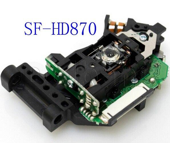 Tout nouveau SF-HD870 HD870 SF-HD870 EP-HD870A DVD EVD Laser lentille Laser Lasereinheit Optique Pick-up Bloc Optique