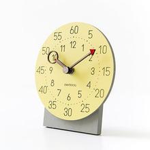 Zegar stołowy cyfrowy mały Drewniany zegar wahadło elektroniczny zegar na biurko zegar do dekoracji domu biura dekoracji Masa Saati wystrój domu 50Y023 tanie tanio SAFEBET Krótkie 150mm 500g Table Clock Electronic Desk Clock Bathroom Desk Watch Bambusowe i drewniane Antique style circular