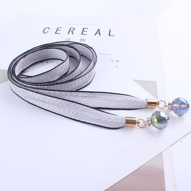 Ladies Braided Belt With Fashion Rose Embellishment Girls Tassel Waist Chain Thin Waist Rope Knit Belts