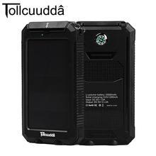 Оригинальный tollcuudda 10000 мАч Power Bank, Универсальный водонепроницаемый портативный PowerBank Внешнее зарядное устройство для Samsung для Iphone
