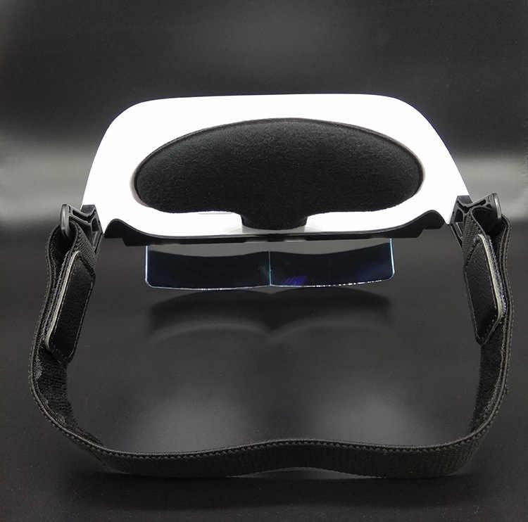 TORTOYO 2018 新しい拡張現実 AR メガネ 90 度仮想現実 3D ゲームヘルメットデバイス ios の android 携帯 PK VR