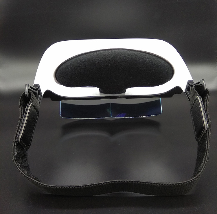 tortoyo ar glasses and 90 degree virtual reality 3d gaming helmet for ios and android phone