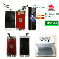 Repair And Replacement LCD Screen Display Touch Screen Digitizer Assembly For IPhone 7 6 6S Full