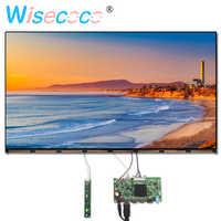 UHD 27 cali IPS panel wyświetlacza LCD monitor gamingowy panoramiczny LCD 4k 3840*2160 MV270QUM-N20 HDMI DP interfejs płyta sterowania