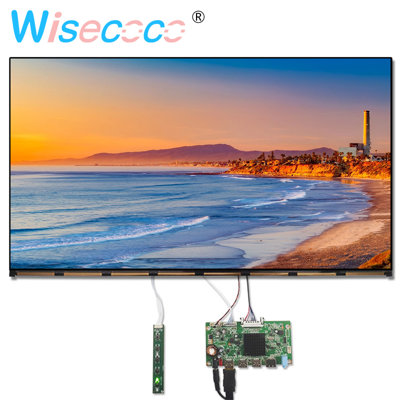 UHD 27 Inch IPS Lcd Screen Display Panel Gaming Monitor Widescreen LCD 4k 3840*2160 MV270QUM-N20 HDMI DP Interface Control Board