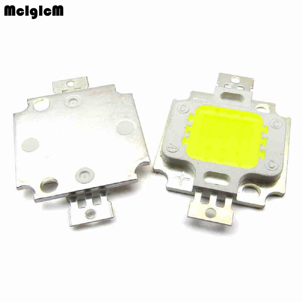 10W 20W 30W 50W 100W high power led chip lamp smd white light Bright white integrated led light floodlight
