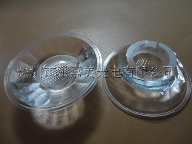 تولید کنندگان مستقیم-با کیفیت بالا لنزهای COB با قطر 42MM 38 درجه لنز LED دارای منبع نور چند شهروند