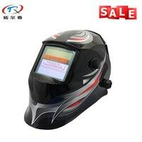 Yeni Mig Tig kaynakçı maskesi ayarlanabilir kararan serin kaynakçı aracı elektronik özel otomatik kararan kaynak kask TRQ-JD01-2233FF