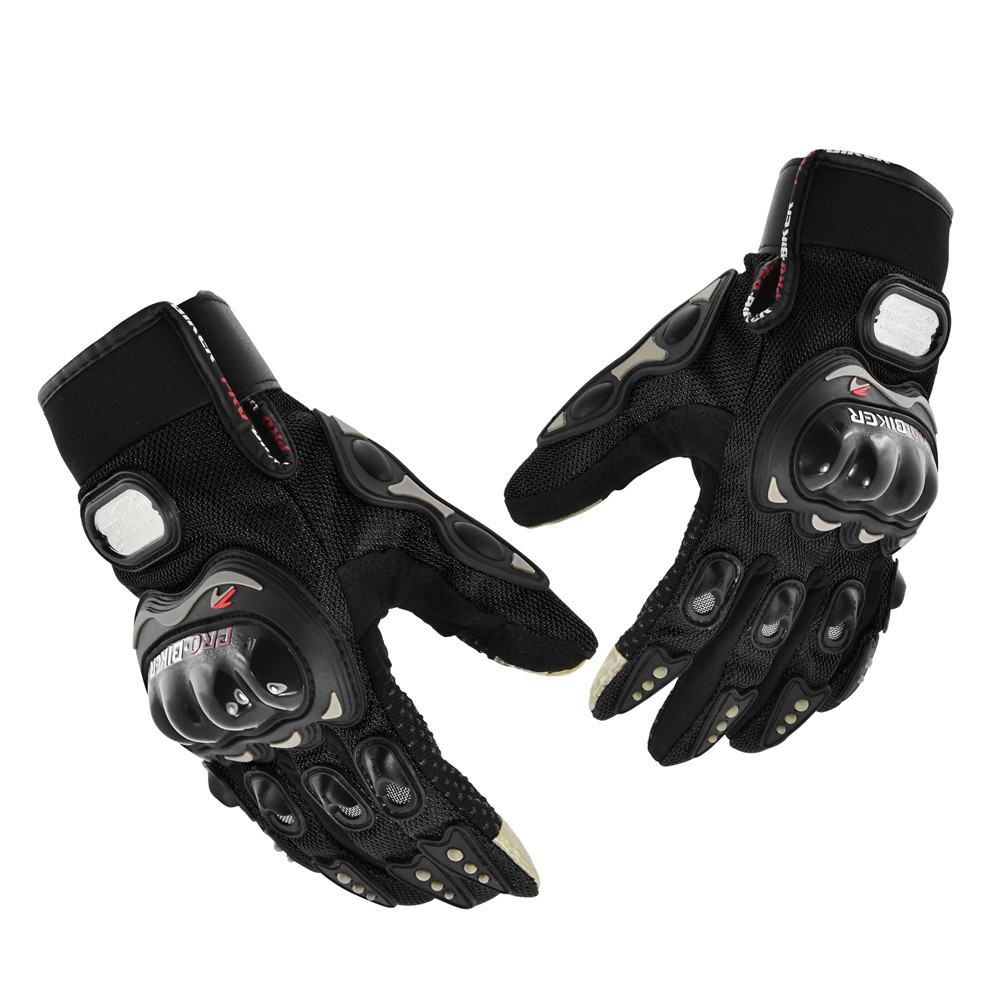Winter Motorcycle Gloves Full Finger Knight Riding Moto Motorcross Sport Gloves Cycling Washable Moto Glove Guantes