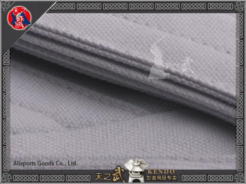 Top Qualität 10000 # 100% Baumwolle Weiß Kendo Iaido Aikido Hakama - Fitness und Bodybuilding - Foto 5