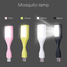 USB Mini Mosquito Killer Light Aromatherapy Smell electric mosquito killer lamp bug zapper led mosquito traps lamp