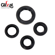 Glixal GY6 125cc 150cc 4 T Compleet Olie Seal Kit voor 152QMI 157QMJ Scooter Bromfiets ATV Quad Go-Kart motor(China)