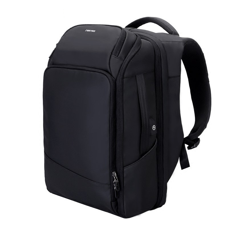 8018 New mens shoulder bag Male knapsack USB technology backpack male business bag Men Nylon Backpack8018 New mens shoulder bag Male knapsack USB technology backpack male business bag Men Nylon Backpack