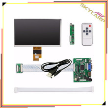 Wholesale prices 7 inch High Resolution EJ070NA-01J Raspberry Pi LCD Display Screen TFT Monitor with HDMI VGA Input Driver Board Controller