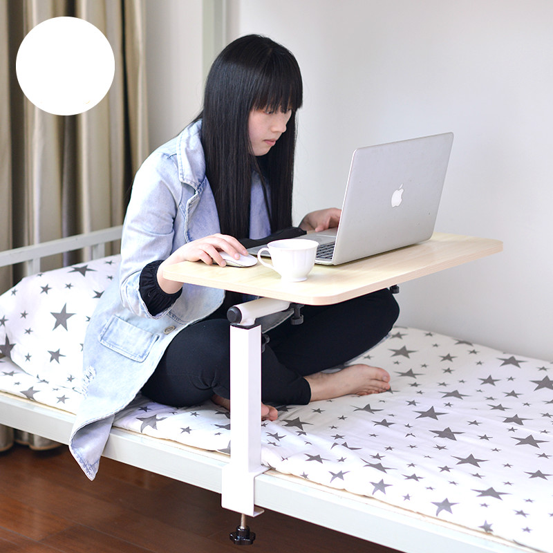 Modern Folding Laptop Desk Dormitory Lazy Learning Table 40*60cm