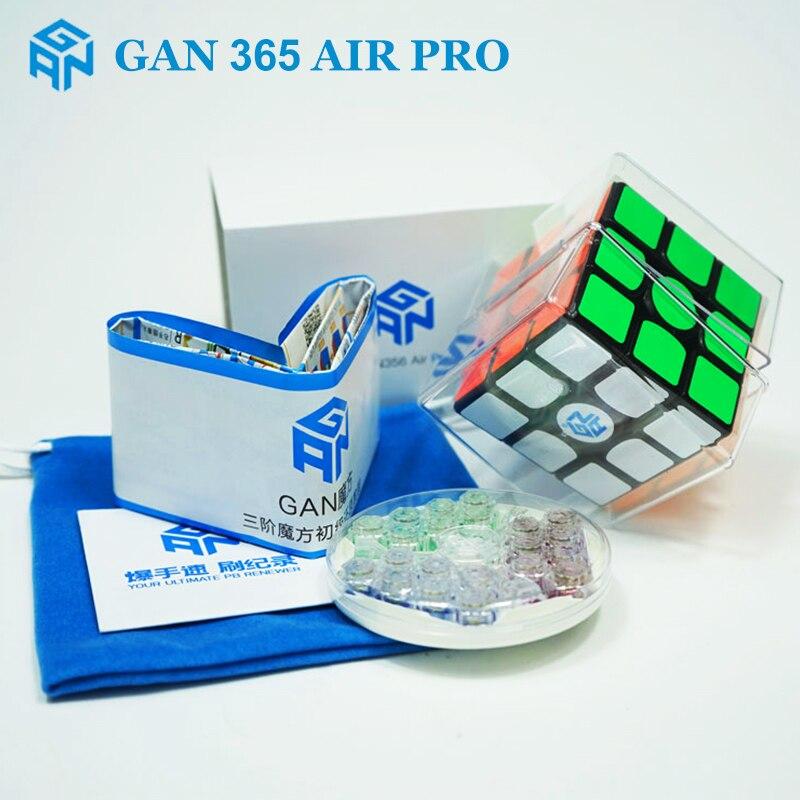Gan 356 Air Pro SM Master Puzzle magnétique magique vitesse Cube 3x3x3 professionnel Gans Cubo Magico Gan356 aimants jouets pour enfants