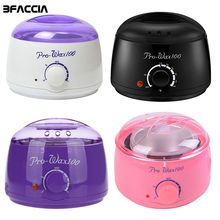 Bfaccia Professional Warmer Wax Heater 500cc  Hand Epilator