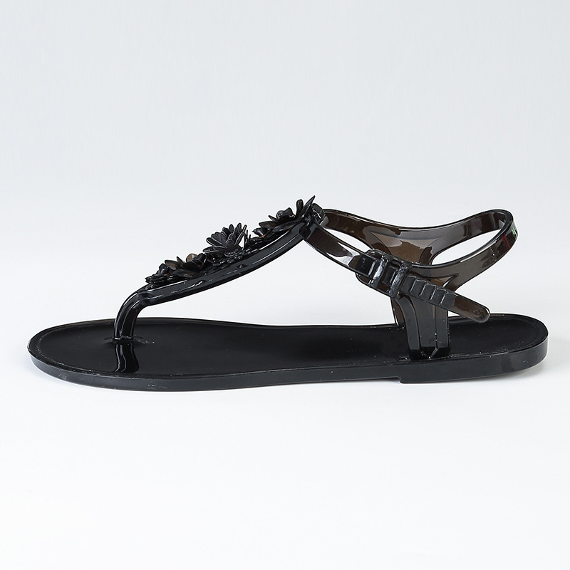 LALA-IKAI-flip-flops-sandals-women-flat-sandal-summer-Beach-Slippers-with-flower-Solid-Casual-Jelly (4)