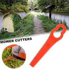 Пластиковые травы лезвия для LIDL Florabest FRTA 20 A1 триммер кусторез