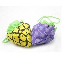 1 шт. милая форма в виде фруктов сумка для хранения хозяйственная Сумка водонепроницаемая многоразовая сумка Большая вместительная сумка для хранения для путешествий