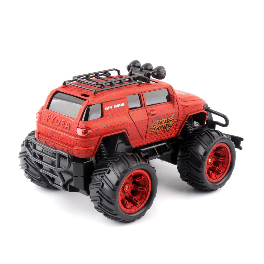 Image 5 - 1/20 RC Car Cross Country Rc Radio Controlled Machine 27MHZ Monstertruck Off Road Cars Toys for children Xmas Gifts For Kids-in RC Cars from Toys & Hobbies