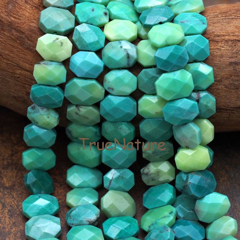 High Quality Faceted Split Apples Stones Jewelry Round Rectangle Loose Beads Full Strands DIY Making In 14*10 mm BE5902