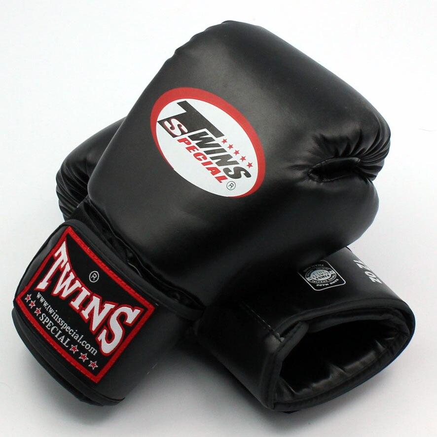 Shiv Naresh Teens Boxing Gloves 12oz: 8OZ 10OZ 12OZ 14OZ BOXING GLOVES MUAY THAI PU LEATHER