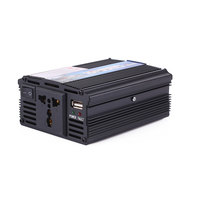 USB 500W Power Inverter Adapter High Quality New Power Supply DC To AC