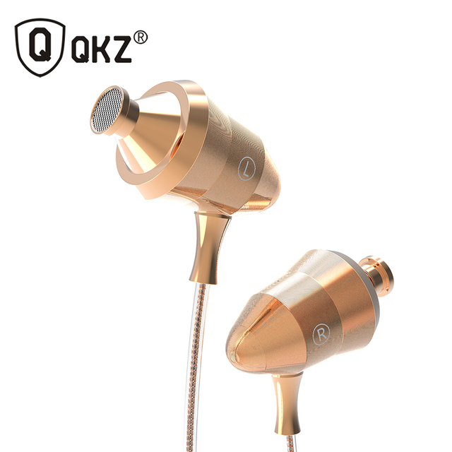 Наушники QKZ DM5 3.5 мм наушники-Вкладыши Super Bass Наушники Наушники hifi Наушники стерео для мобильного телефона iphone Samsung MP3 MP4