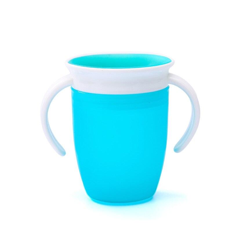 MB-LANHUA Baby Cup Flaschengriff Einf/üllflaschentrainer Easy Grip Kunststoffgriffe Halter f/ür Comotomo Green