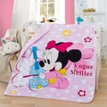 Promotion! Mickey Baby Bedding Set Cartoon Baby Quilt for Cot Baby duvet ,150*120cm