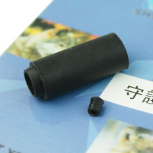 цена на 5pcs/lot SHS Hop Up Bucking 70 hard type black Airsoft AEG Hunting Accessories Free Shipping