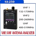 SURECOM SA250 132-173 / 200-260 / 400-519MHz SA-250 Colour Graphic Antenna Analyzer 409SHOP QC