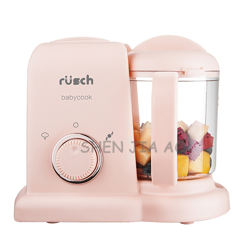 Baby assist food machine Multi-function fruit vegetables mill grinder Electric baby food steam cooking mixing machine A-008 free shipping arrange machine multi function baby assist food mixer household electric squeezed fruit