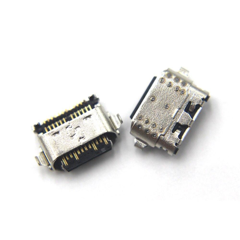 2pcs/lot USB Charging Port Connector Plug Jack Socket Dock For Motorola Moto G6 G6 Plus XT1925 XT1926