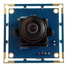 300K pixels MJPEG mini cmos usb camera module with wide angle 170degree fisheye lens UVC for android , Windows and Linux