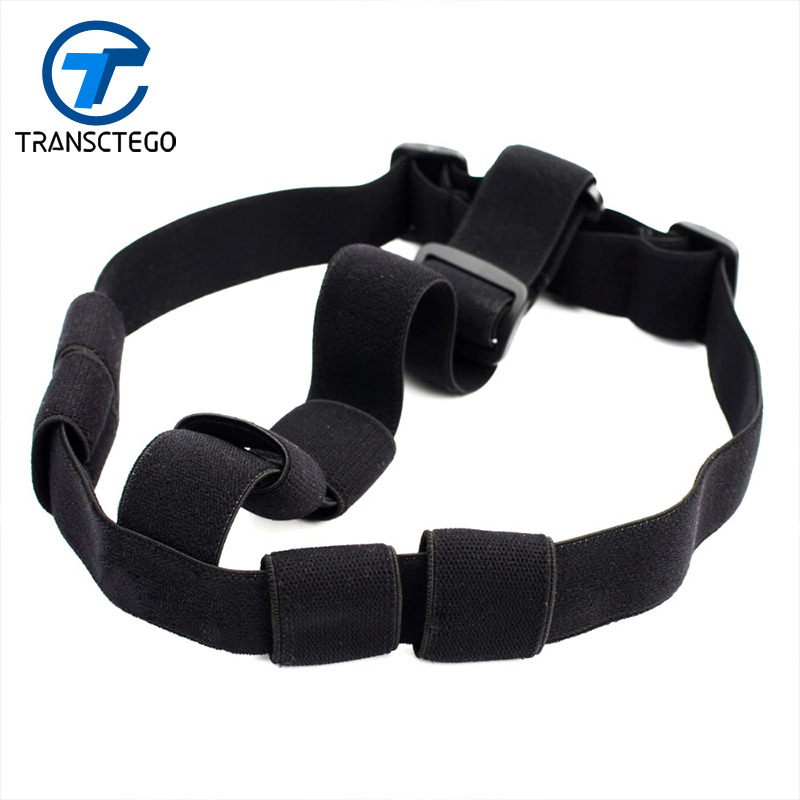 все цены на Flashlight Headband Torch band Multifunctional Headband High Quality elastic adjustable belt Flashlamp Holder