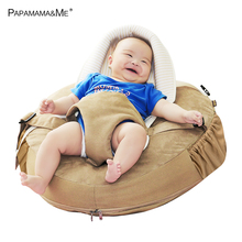 Baby dining chair multi-functional feeding mat baby sofa chair chair stool pregnant woman side sleep pillow nursing pillow
