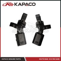 2pcs Rear Left Right 2H0927807A 2H0927808A ABS Sensor Wheel For Audi Volkswagen Amarok Pickup With 2
