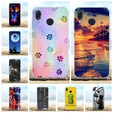 For Asus Zenfone Max M1 ZB555KL Case Soft TPU Cover Dog Patterned Shell