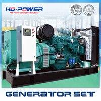 Производитель Китай 120kw 150kva электричество генераторной установки дизель генератор прайс лист