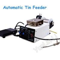 Автоматическое олова подачи полностью автоматический Олово машина автоматическая машина олова провода припоя подачи подходит для паяльни