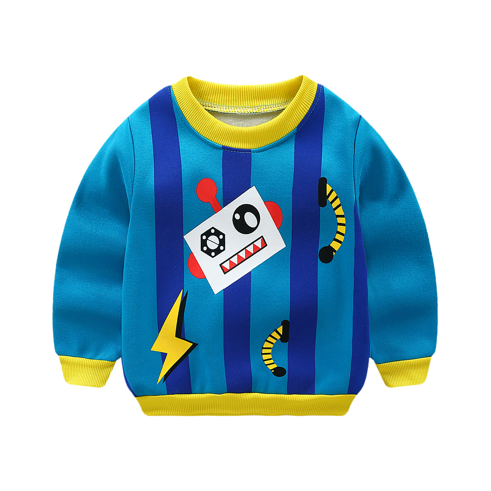 eee079d41 Kids Baby Boys Long Sleeve Shirt Snoppy dog Tops T Shirt Autumn ...
