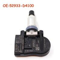 OEM 52933-D4100 52933D4100 車 Tpms タイヤ空気圧センサーのための Sportage ソレントジェネシス Ioniq Niro VELOSTER