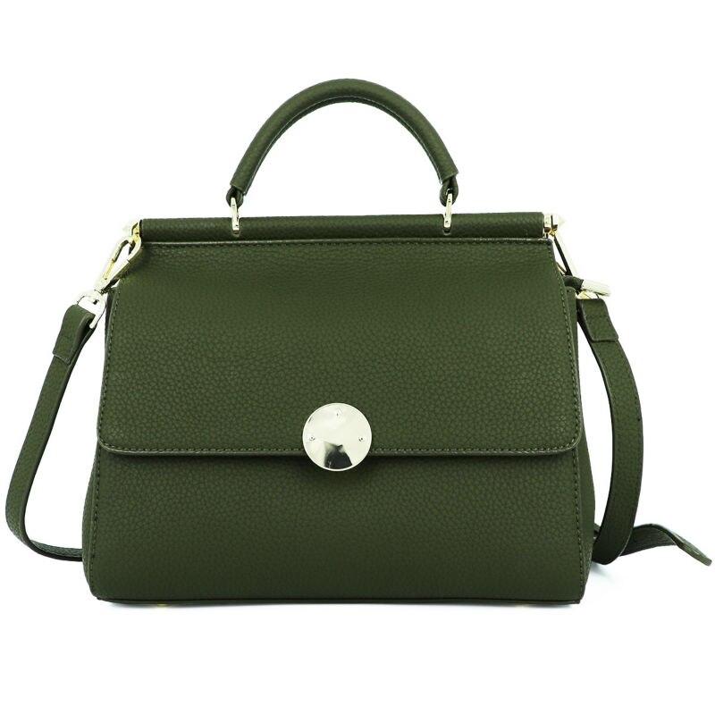 ФОТО Qwins Brand women bag messenger bags Genuine Leather handbag New 2017 Fashion #623