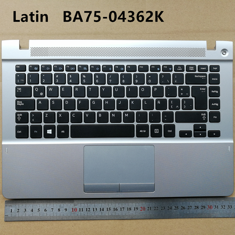 HB/Korean/Latin layout new laptop keyboard for Samsung NP 370R4E 450R4V 470R4E 455R4J 450R4Q 455R4J 450R4E BA75-04361H original new laptop keyboard with c case shell palmrest for samsung np rc530 rc528 ba75 03201f thailand layout
