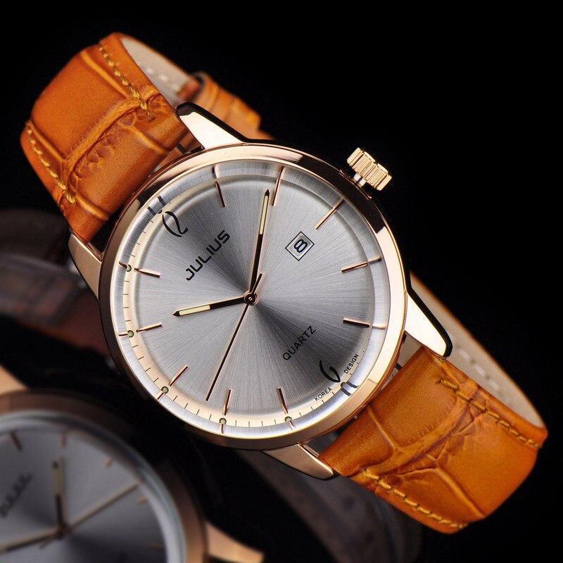 5 Colors Men s Man Watch Japan Quartz Hours Fashion Dress Bracelet Leather Massiness Glass Boy